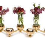 Constella Brass Large Flower