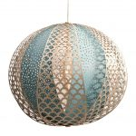 KNOPP Lamp Large Blue